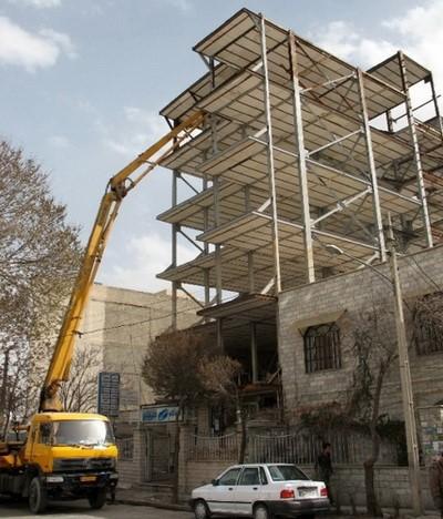 no need scaffolding